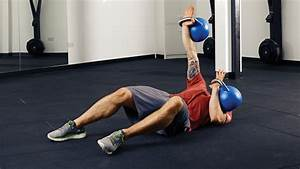 Kettlebell Workout For Abs Of Steel