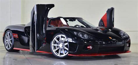 2 Koenigsegg CCXRs For Sale at Fusion Luxury Motors