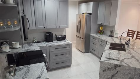 pictures of grey kitchen cabinets kitchens contemporary kitchen miami by bc5 7458