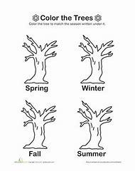 best seasons worksheet  ideas and images on bing  find what youll  preschool tree seasons worksheet