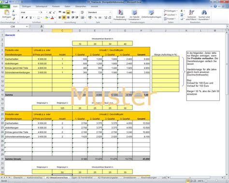 architekt businessplan vorlage fuer gruenderzuschuss und