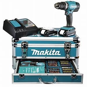 Akku Schlagbohrschrauber Test : makita akku schlagbohrschrauber 18 v 1 5 ah alukoffer ~ A.2002-acura-tl-radio.info Haus und Dekorationen