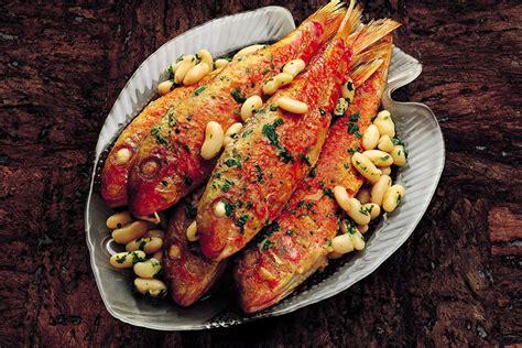 Cucinare Le Triglie by Ricetta Triglie Con Cannellini La Cucina Italiana