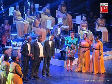 mtn joyous celebration  grateful  soweto