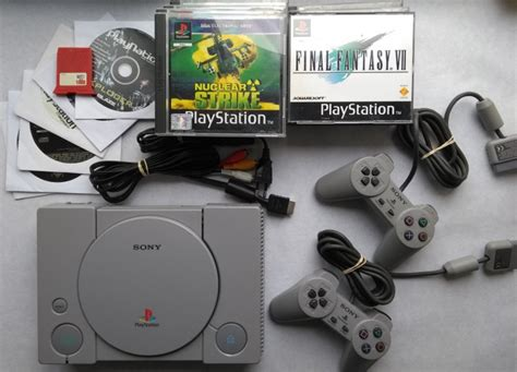 ps1 console ps1 console scph 7502 with pal playstation 1