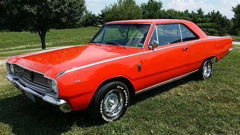 Dodge Dart 1967 by 1967 Dodge Dart Gt 360 4 Spd Sure Grip Classic Dodge