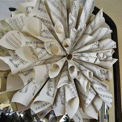 easy and inexpensive christmas decorations from sheet