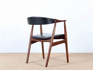 Chaise De Bureau Scandinave : chaise bureau scandinave ~ Teatrodelosmanantiales.com Idées de Décoration