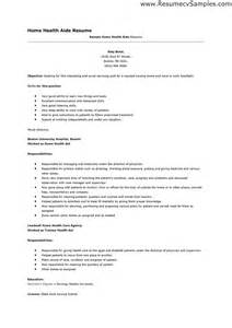 resume for aide home health aide resume whitneyport daily