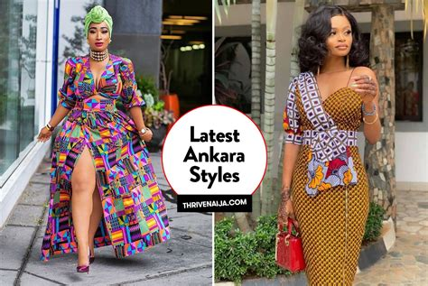 50 Latest Ankara Style Designs For 2019 Updated Thrive