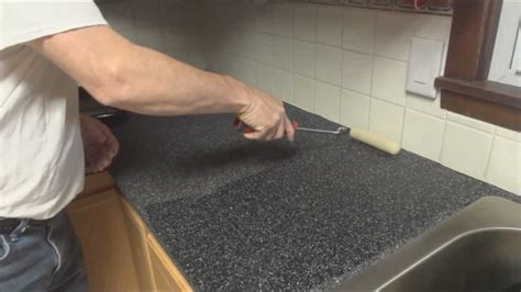 countertop transformation  rust oleum  youtube