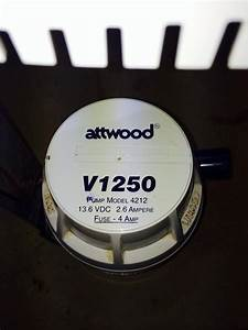 Needed  Old Style Attwood V750 Pump  4207
