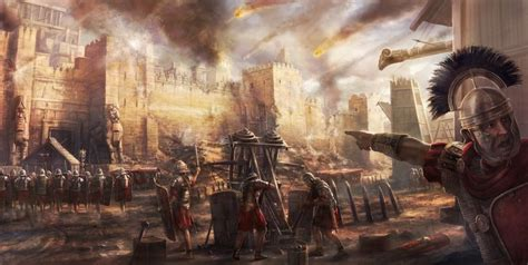 siege warfare ancient history encyclopedia