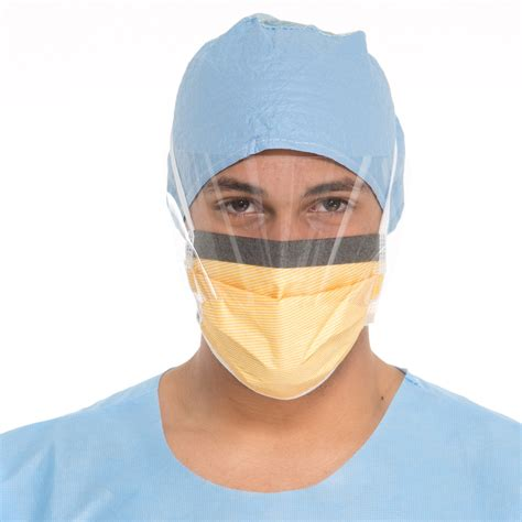 fluidshield level  fog  surgical mask   soft