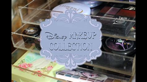 My Disney Makeup Collection - YouTube