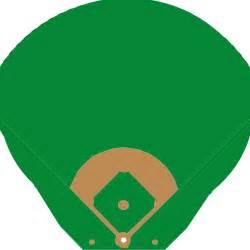 Art Clip Diamond Baseball Field