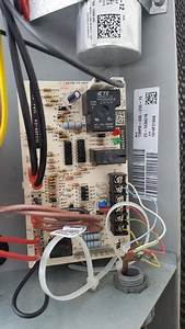 Heat Pump Thermostat Replacement