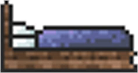 image gallery terraria bed