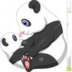 Cartoon Baby Panda