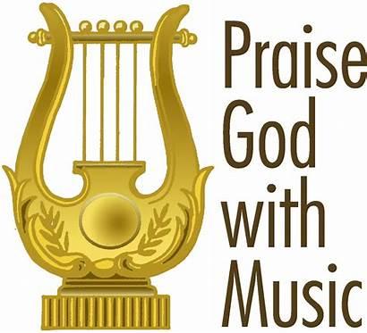 Praise God Church Clipart Clip Praising Songs