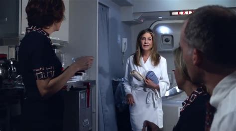 aniston shower aniston is a picky passenger looking for the
