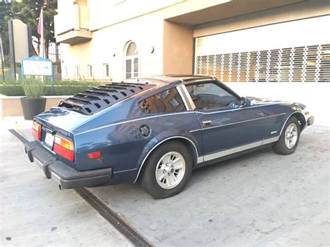 1980 Datsun 280zx Parts by 1980 Datsun 280zx For Sale Los Angeles California