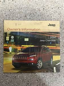 2014 Jeep Grand Cherokee User Guide Owners Manual Dvd