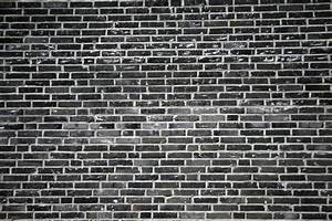 Mur Effet Brique : mur de briques noir image stock image du pierre effet 5637449 ~ Melissatoandfro.com Idées de Décoration
