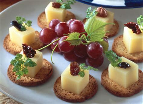 surprise canapes  gouda cheese recipe dairy goodness