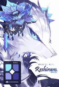 Reshiram - Pokémon - Image #2160714 - Zerochan Anime Image ...