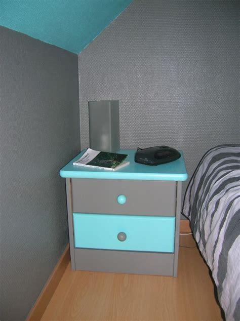 chambre bébé turquoise et gris peinture chambre bleu turquoise maison design bahbe com