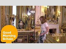 The Queen's Hidden Door Inside Buckingham Palace Good