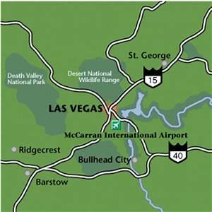 Mapas de Las Vegas Nevada Estados Unidos Planos