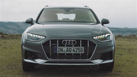Audi A4 Allroad 2020 by 2020 Audi A4 Allroad Quattro Unveiled