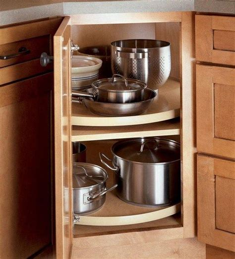 lazy susan for kitchen corner cabinet how to deal with the blind corner kitchen cabinet live
