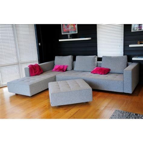 canapé tissu chiné canape tissu gris chine maison design wiblia com