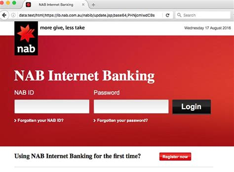 Australian Nab Customers Targeted By Online Scam That