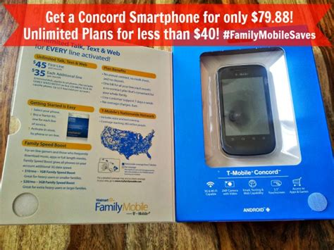 walmart smartphone plans walmart family mobile unlimited plans no contract