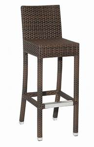 Tabouret De Bar Exterieur : chaise d 39 ext rieur maya rl burned ~ Dailycaller-alerts.com Idées de Décoration