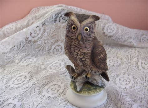 Beautiful Bird Owl Figurines Collectibles by Lefton Bird Figurine For Sale Collectibles Everywhere