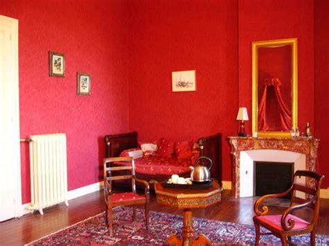 photo salon de la chambre chateau hotel de ceros