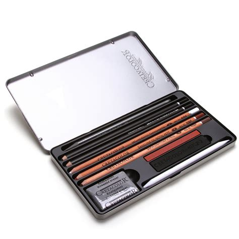 drawing kit artino basic drawing set  getty store