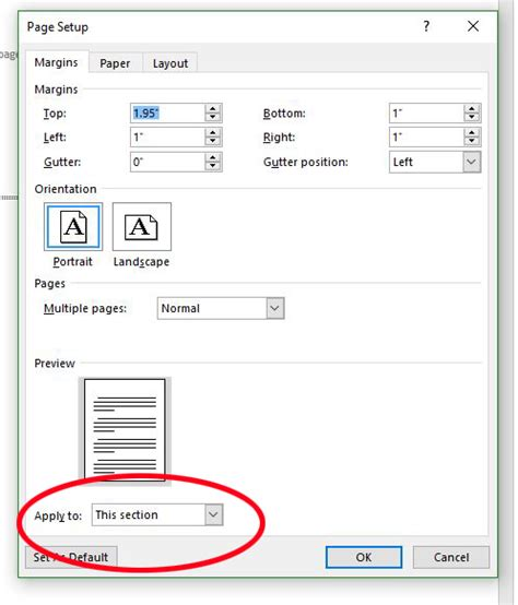 Different Sized Headers In Ms Word