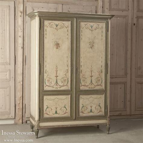 Painted Armoire Furniture Antique Furniture Antique Armoires 19th Century