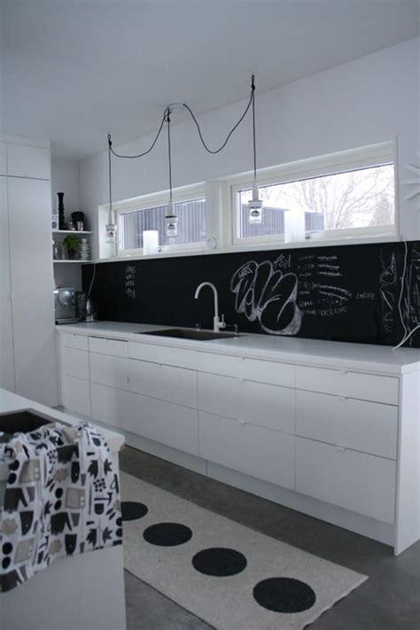 Fliesenspiegel Dunkle Küche by Tafelfarbe Statt Fliesenspiegel Neue Heimat