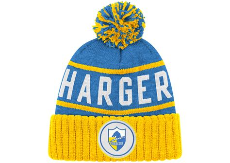 Chargers Beanie