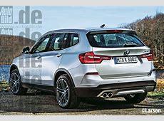 Neuer Audi Q5 und BMW X3 20162017 Bilder autobildde