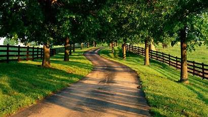 Country Desktop Backgrounds Summer Wallpapers Road