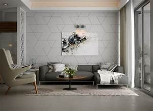 Beige Grau Kombinieren : modernes wohnzimmer einrichten in den farben grau beige oder wei ~ Indierocktalk.com Haus und Dekorationen