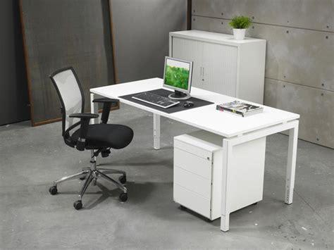bureau luxe luxe bureau wit 80x80cm kantoormeubelen pro